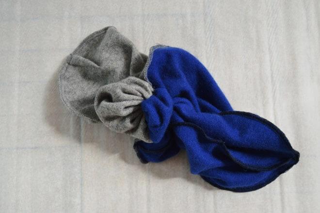 Tvorba jednoduchej obojstrannej vlnenej čiapky