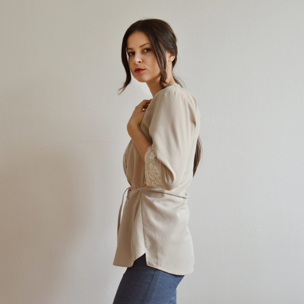 Sustainable fashion brand from Prague