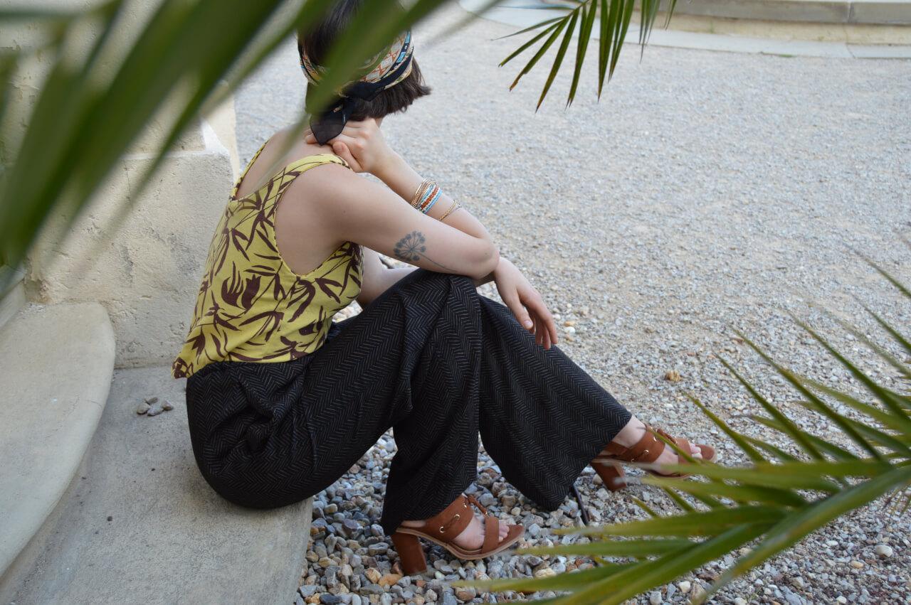 Letná sLow fashion kolekcia od slovenskej návrhárky
