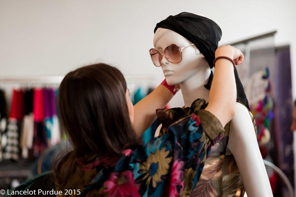 English speaking dressmaker Prague