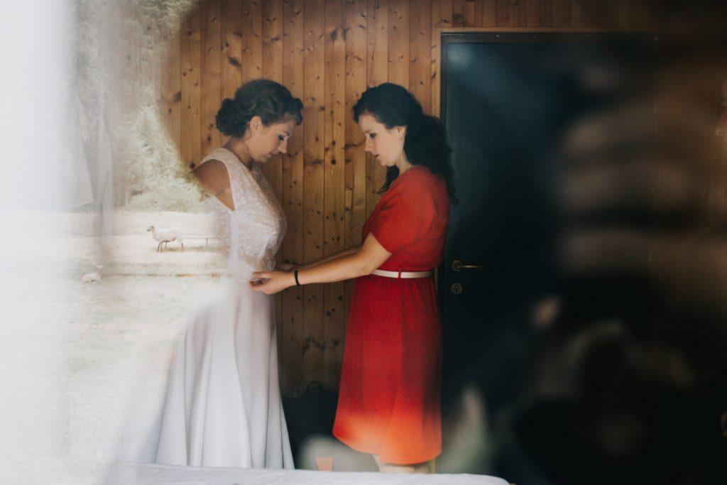 Wedding dress made in Czech republic