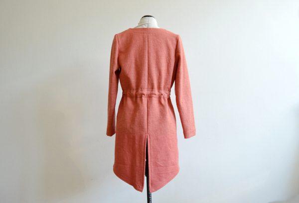 Upcyklovaný kabátek
