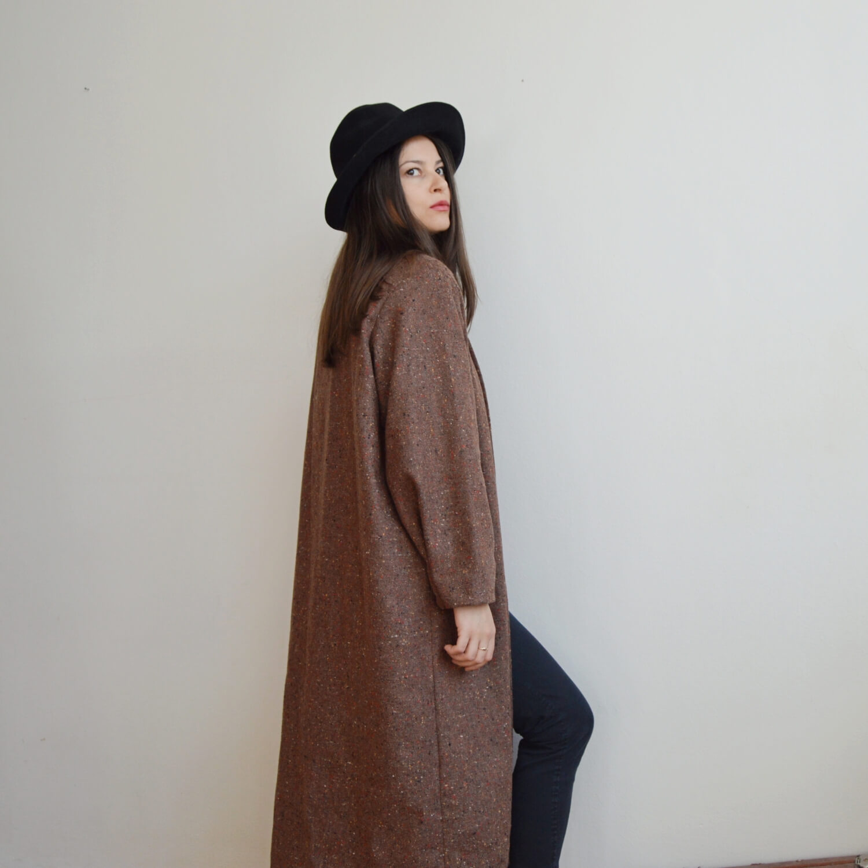 Kabát od české návrhářky na míru