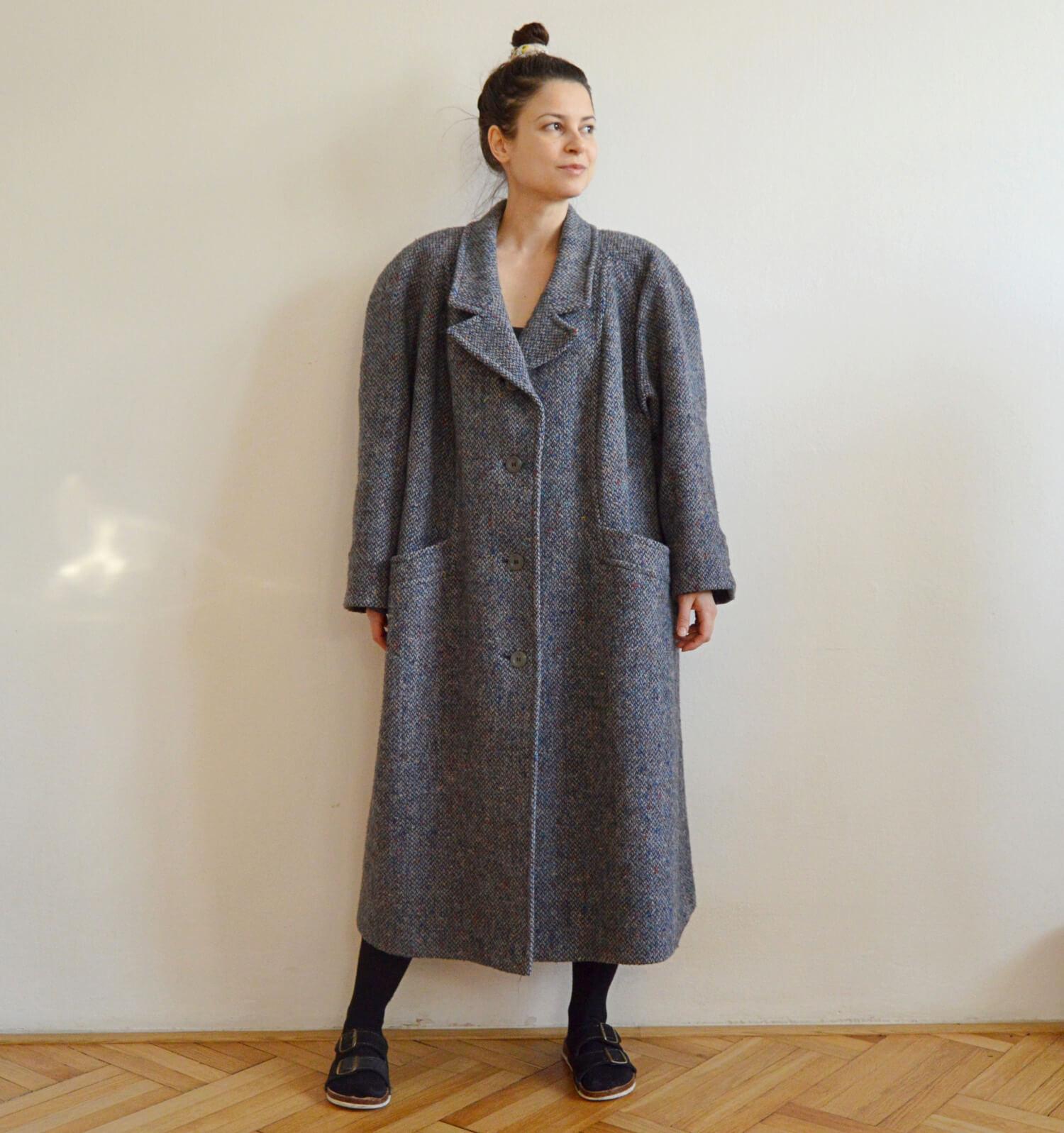 Prerobený kabát
