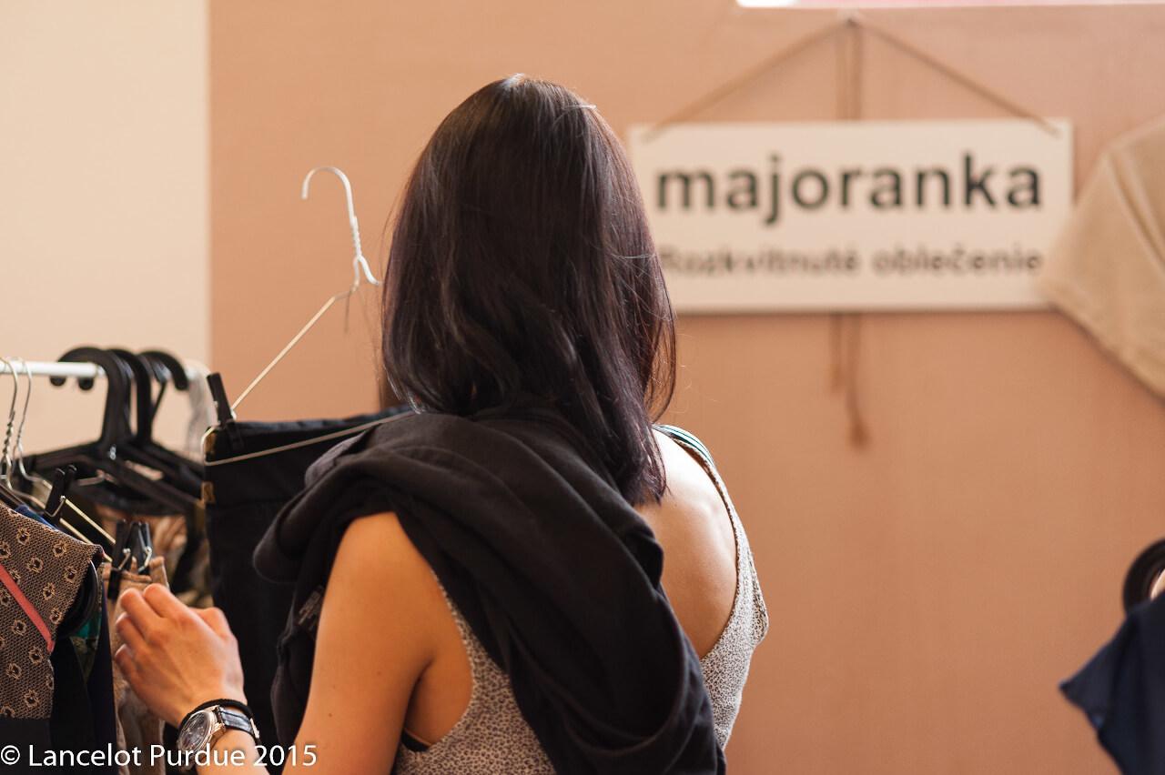 Slow Fashion Brand and Designer Prague